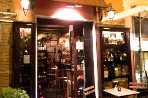 Wine Bar Cesaretto, ristorante a roma