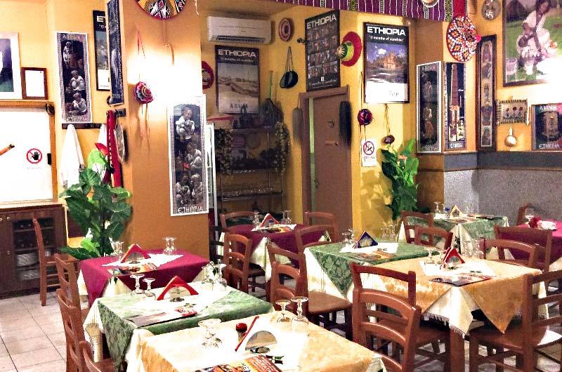 Enqutatash ristorante africano - Cucina etnica roma ...