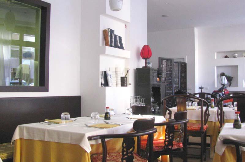 Il padiglione delle cicogne cucina cinese - Cucina etnica roma ...