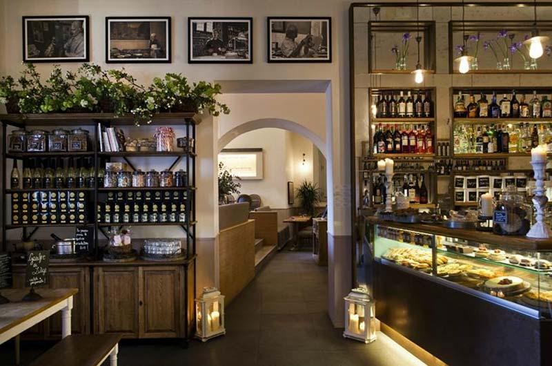 Vivi Bistrot Piazza Navona ristorante a roma, bio, biologico