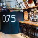 wine bar zerosettantacinque a Roma