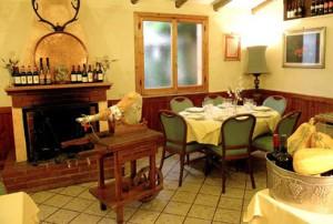 Il ristorante Ar Montarozzo