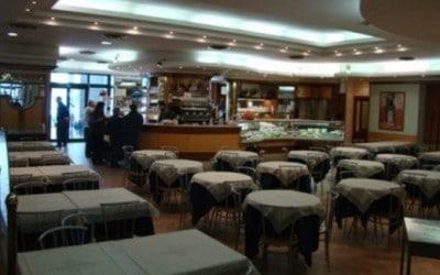 Il ristorante Columbus