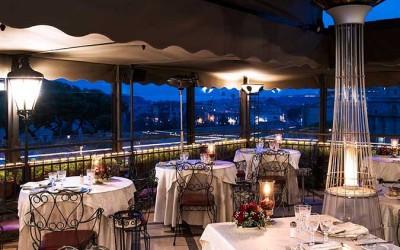 Roof Garden Hotel Forum
