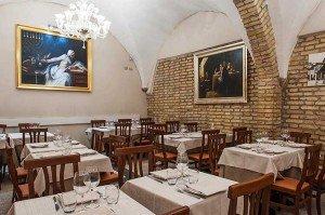 La Taverna del Ghetto Kosher