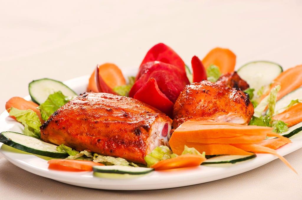Chicken Tikka di Shanti