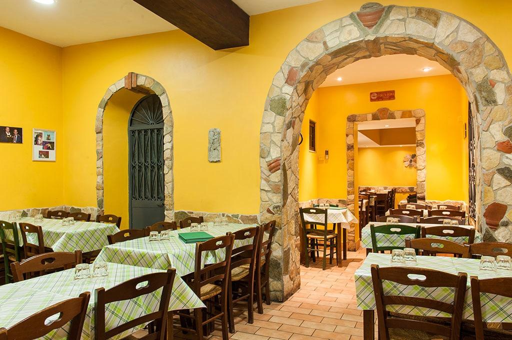 Ivo a trastevere cucina romana nel cuore di trastevere for Piatti tipici della cucina romana