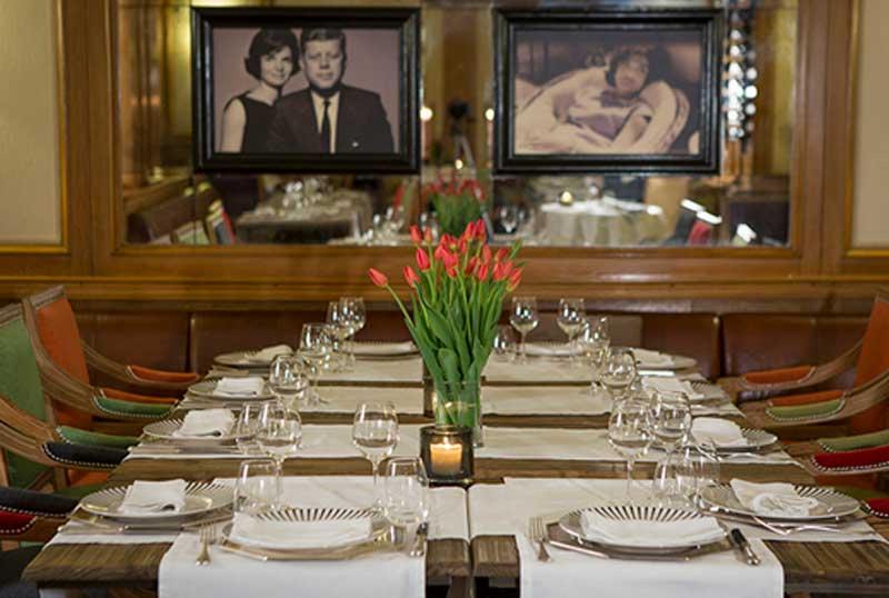 The JKO Restaurant