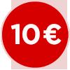 bollino prezzo 10 euro, dieci euro, ristorante a 10 euro. ristorante economico