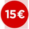 bollino prezzo 15 euro, quindici euro, ristorante a 15 euro, ristorante economico